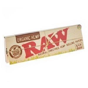 RAW-1¼-Organic