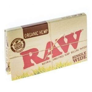 RAW-Single-Wide-Organic